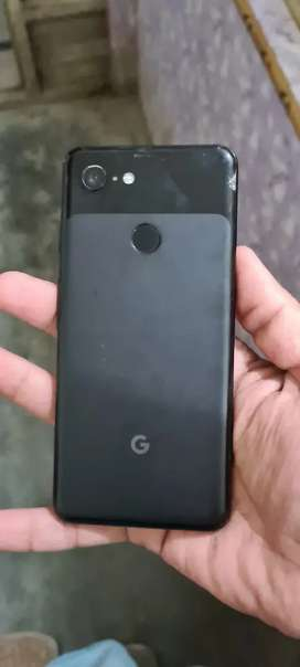 Google pixel 3 clear condition 100%