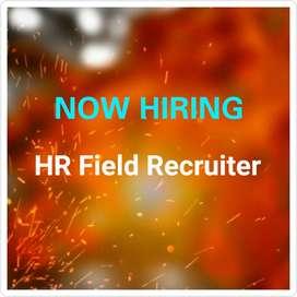 HR field recruiter