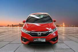 Honda Jazz RS Matic .Merah