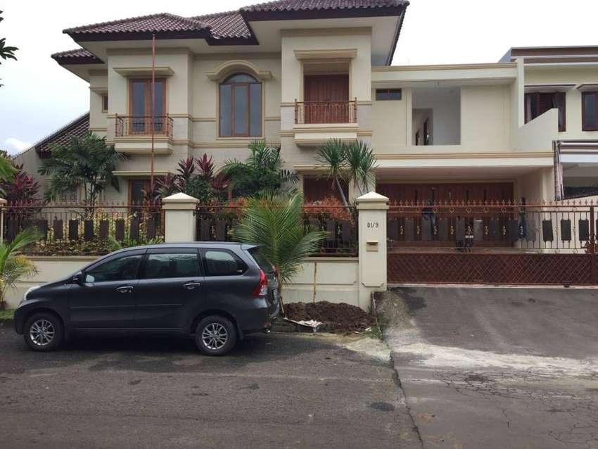 Disewakan rumah 2 lantai siap huni Tanjung Mas Raya 0