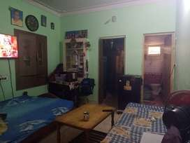 1bhk semi furnished house near manjunath temple murugeshpallya for mor