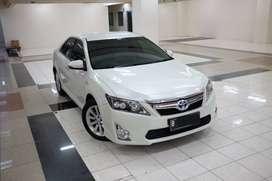 2013 Toyota Camry 2.5 Hybrid Matic Terawat jarang ada TDP 104 jt
