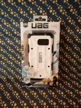 ORIGINAL Hard Case Samsung Galaxy S7 - White/Black
