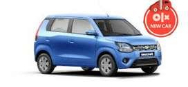 Maruti Suzuki Wagon R LXI, 2020, Petrol