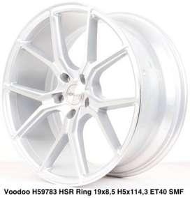 yuk di order velg VOODOO 59783 HSR R19X85 H5X114,3 ET40 SMF