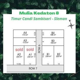 Tanah Jl. Candi Sambisari Bonus Asuransi 3 M