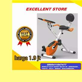 sepeda statis magnetik bike T-97  alat fitnes