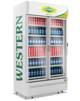 Western brand new 1005 Lt Visi Cooler in 75000 only with 1 yr warranty