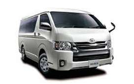 Toyota Hiace 2019 for sale on easy monthly instalment.