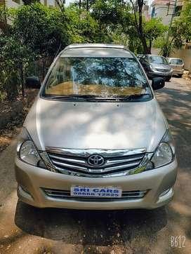 Toyota Innova 2.5 GX (Diesel) 8 Seater, 2008, Diesel