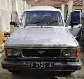 Jual Mobil Bekas Trooper Antik Chevrolet Original Bensin