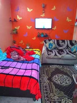 1bhk flat Builder floors Bangali Colony Mahavir Enclavr