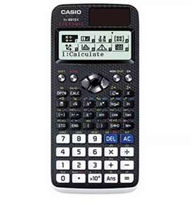Calci scientific calculator
