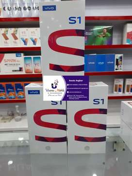 Vivo S1 S1pro V19 And all vivo models available box pack USAMA MOBILE