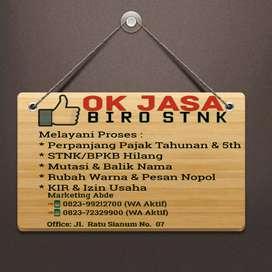 Biro Jasa Pajak & STNK palembang