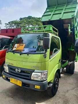Hino Dutro 130 HD Dump Truk Jumbo thn 2014