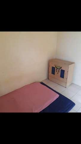 Kost dekat Wtc (tidak untuk keluarga) sudah ada tempat tidur singgle