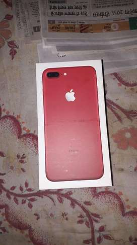 Iphone 7plus ,red 128 gb buy 2 months back on rs 57000 want to sell