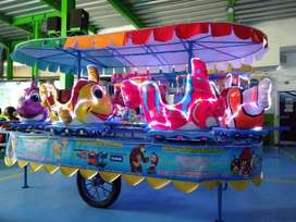 odong odong kereta panggung ikan nemo full fiber bergaransi UK