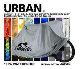 Sarung Sepeda Cover Bicycle merk URBAN Sepeda Listrik Gunung Lipat