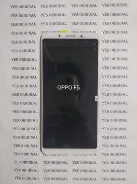 LCD Oppo F5 (Free Pasang) BERGARANSI Dan Bonus Tampered