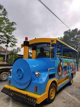 kereta panggung odong odong mobilan wisata DA