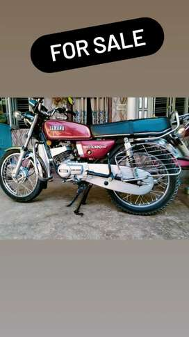 Rx 100, for sale in mint condition