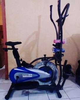 Sepeda Orbitrack Multi Fungsi/Sepeda Murah/Alat Olahraga
