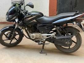 Well maintained pulsar 150. Selling due to new bike