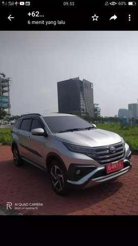 Toyota New Rush trd matic 2019