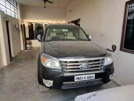 Ford Endeavour 2011 Diesel 85000 Km Driven