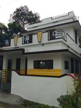 3 bhk 1100 sqft 3 cent new build house at edapally varapuzha area
