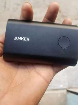 Anker power core+,modle,A1311,10050 Qc 3.0 18w  raipid (fast charging)