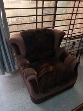 Sofa is new if smeone want sofa price 25,000 price will be negotiable