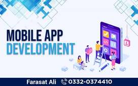 Mobile application development | android app | iOS app design
