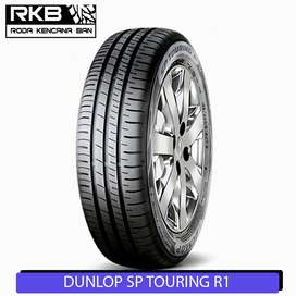Dunlop Touring R1 Ukuran 205/60 R15 Ban Mobil Toyota Camry Crown Altis