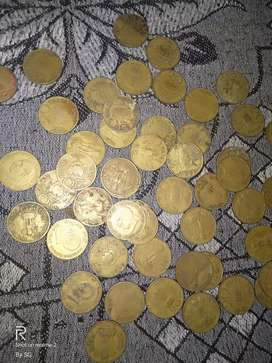 Old coin sales