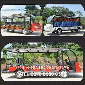 jual bus elektrik mobil golf