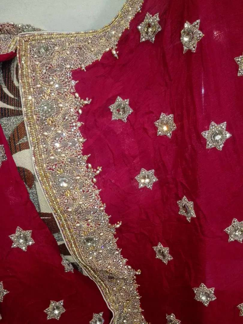 Bridal lehnga now on sale price also wear as heavy party dress