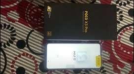 Xiaomi poco X3 pro 128gb storage mobile available