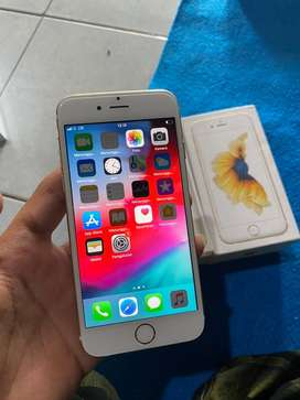 Iphone 6s 64gb fullset mulus