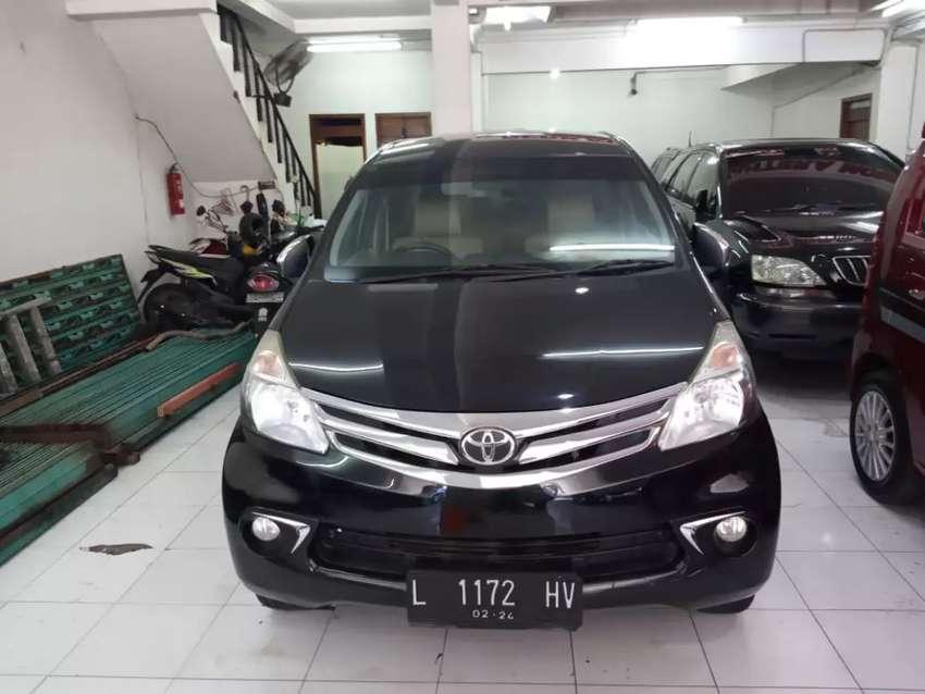 Toyota Avanza G MT 2014 Hitam 0