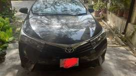 Toyota ALTIS 1.6 Automatic - 2017 - Islamabad Registered