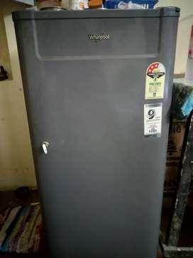 Whirlpool 3 star refrigerator
