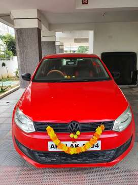 Flash Red Volkswagen Polo Diesel for sale
