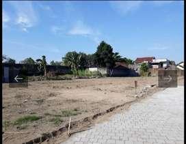 Jual tanah per meter  Rp 3.500.000