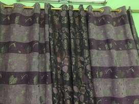 Jackard curtain