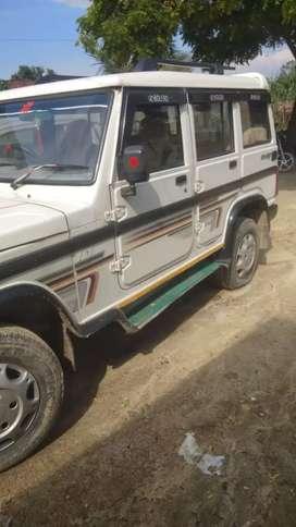 Mahindra Bolero Power Plus 2007 Diesel Good Condition