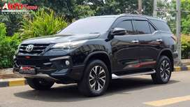 Toyota Fortuner 2.4 VRZ TRD AT Diesel 2018 Perfect!!!