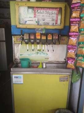 Cola machine